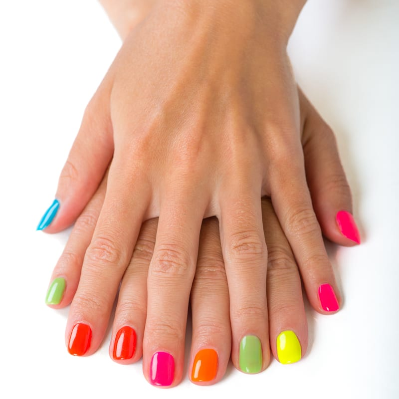 Nail Extensions Gel: 2 Day Gel Nail Extension Training Course London & Nationwide
