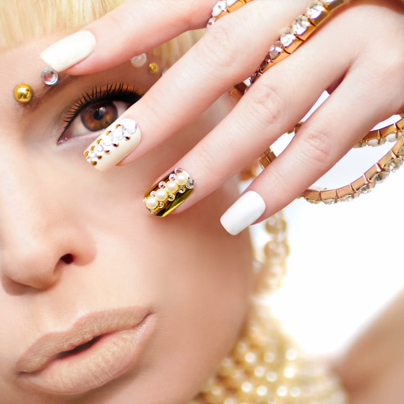 1/2 Day Nail Art Courses Train In London & Nationwide