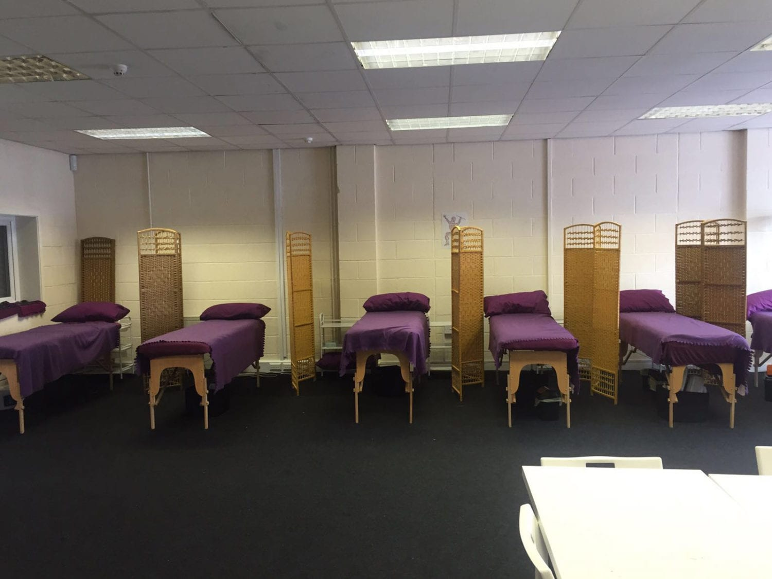 beauty training centre Manchester
