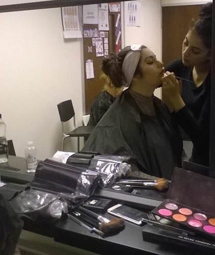 photographic makeup course